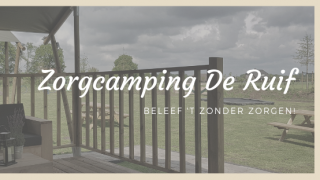 Impression Zorgcamping De Ruif