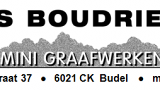 Impression Jos Boudrie Mini Graafwerken  Budel